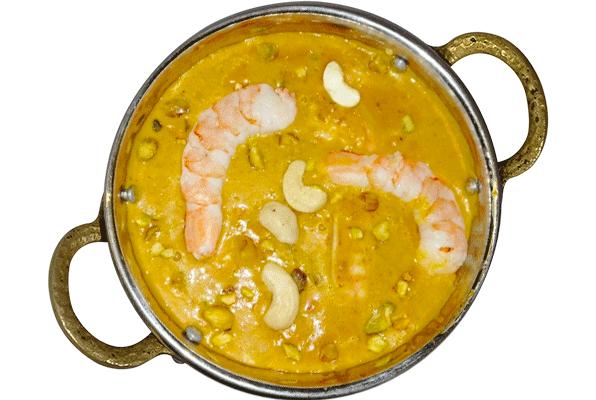 Crevettes shahi