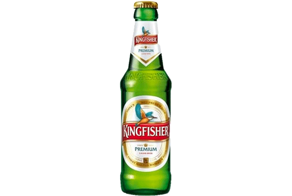 Bière indienne Kingfisher