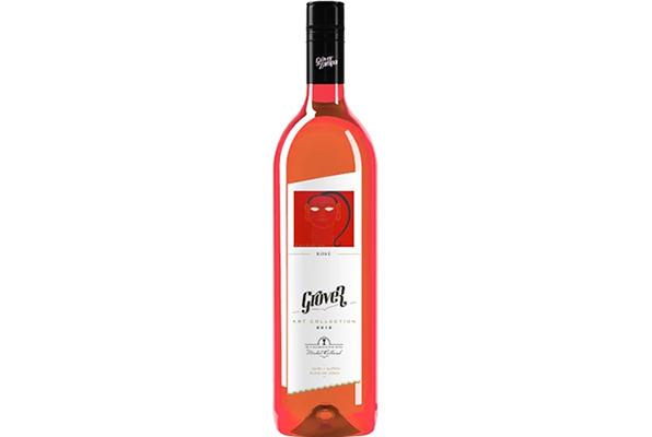 Vin indien rosé 37,5 cl